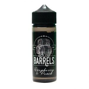Raspberry & Peach Cider Shortfill – by The Old Barrels