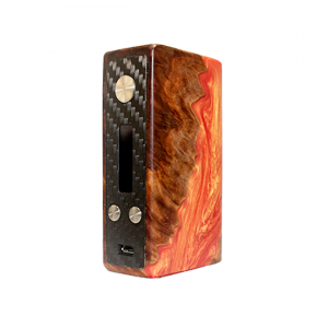 Stabilised Wood Box Mod – by Rocket Science Mods