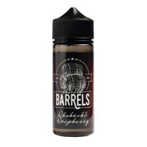 Rhubarb & Raspberry Cider Shortfill – by The Old Barrels