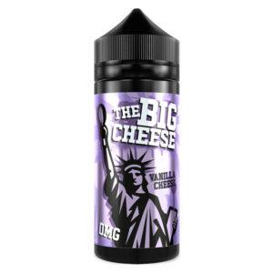 Vanilla Cheesecake Shortfill by The Big Cheese