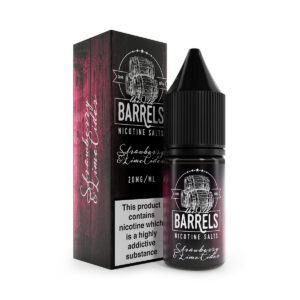 10 x 10ml The Old Barrels Salts – by The Old Barrels