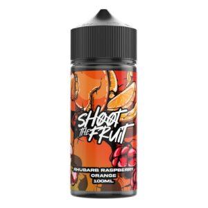 Rhubarb, Raspberry & Orange Shortfill – by Shoot The Fruit
